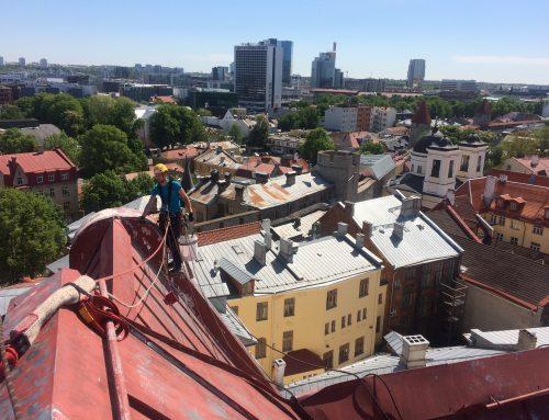 Miks osaleda katusetööde ohutuskoolitusel?